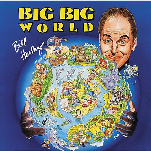Hal Leonard Bill Harley CD Recordings: Sing-Along CD's Big Big World