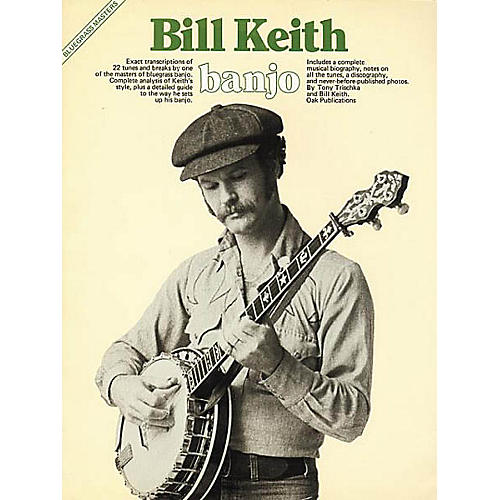 Music Sales Bill Keith Banjo (Bluegrass Masters Series) Music Sales America Series Performed by Bill Keith-thumbnail