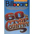 Hal Leonard Billboard Top Country Songs Of The 60's Piano/Vocal/Guitar Songbook-thumbnail