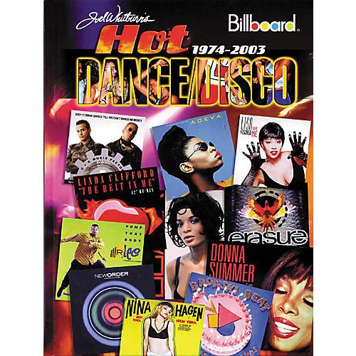 Record Research Billboard's Hot Dance/Disco 1974-2003 Book-thumbnail