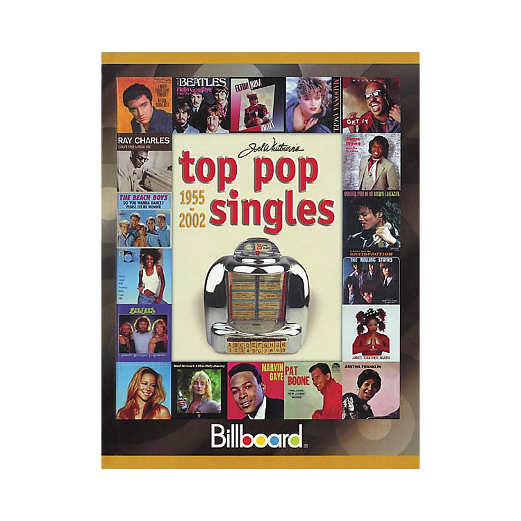 Record Research Billboard's Top Pop Singles 1955-2002 Book