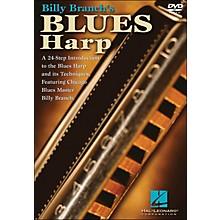 Hal Leonard Billy Branch's Blues Harp (DVD)
