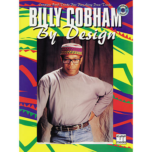 Alfred Billy Cobham by Design (Book/CD)-thumbnail