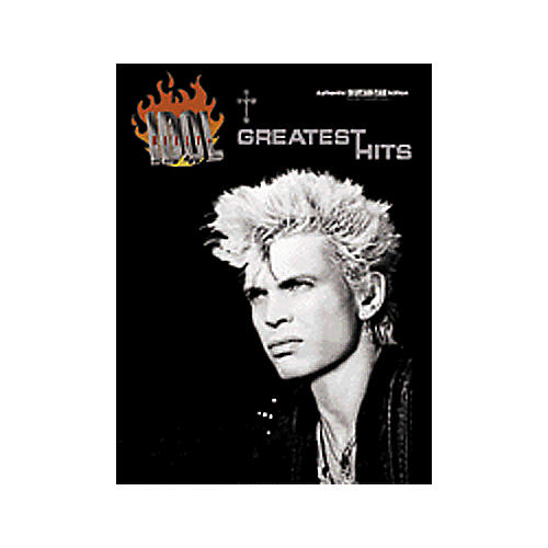 Alfred Billy Idol Greatest Hits-thumbnail