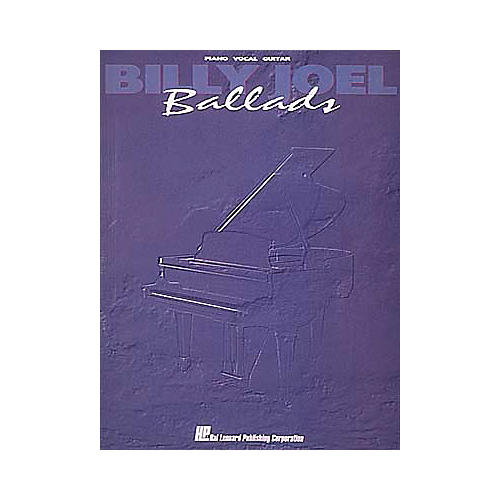 Hal Leonard Billy Joel - Ballads Book