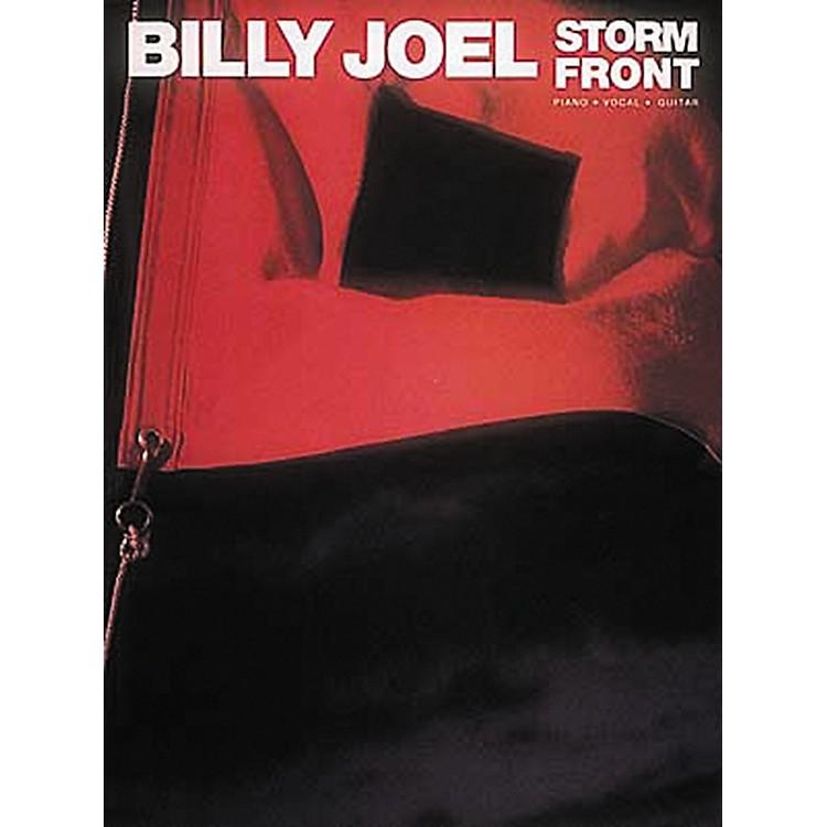 Hal LeonardBilly Joel - Storm Front Piano, Vocal, Guitar Songbook