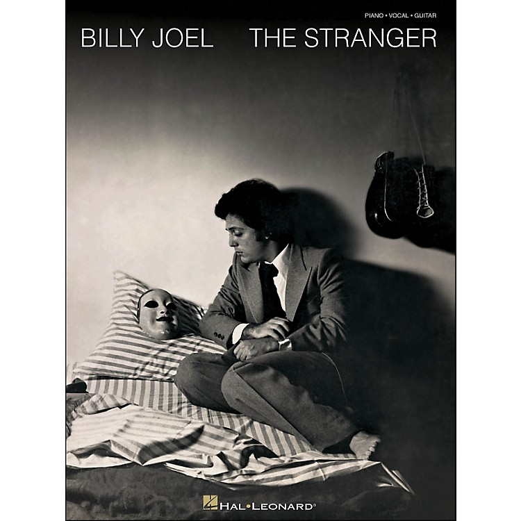 Hal Leonard Billy Joel - The Stranger arranged for piano, vocal, and guitar (P/V/G)
