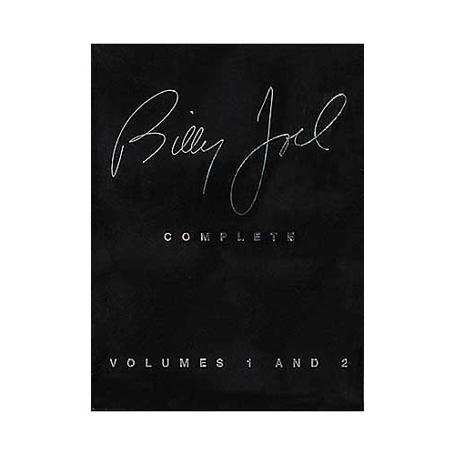 Hal Leonard Billy Joel Complete - Boxed Set