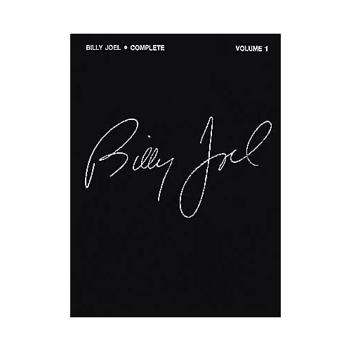 Hal Leonard Billy Joel Complete - Volume 1 Piano/Vocal/Guitar Artist Songbook-thumbnail