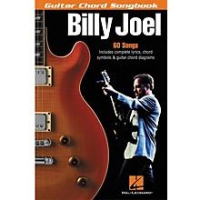 Hal Leonard Billy Joel Guitar Chord Songbook
