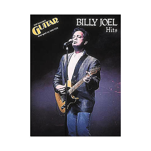 Hal Leonard Billy Joel Hits(Book)-thumbnail