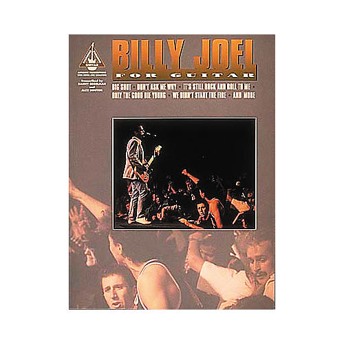 Hal Leonard Billy Joel for Guitar (Tab)-thumbnail
