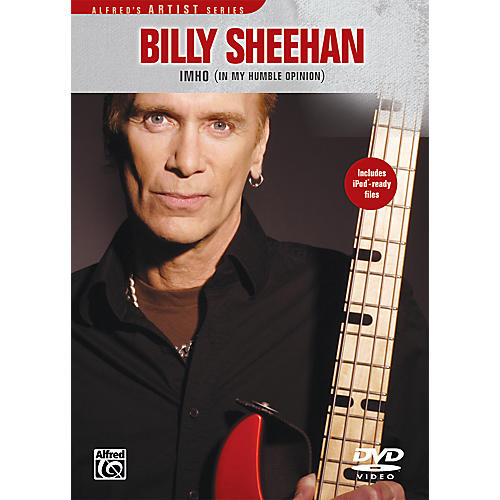 Alfred Billy Sheehan - IMHO (In My Humble Opinion) DVD