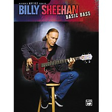 Alfred Billy Sheehan: Basic Bass Book