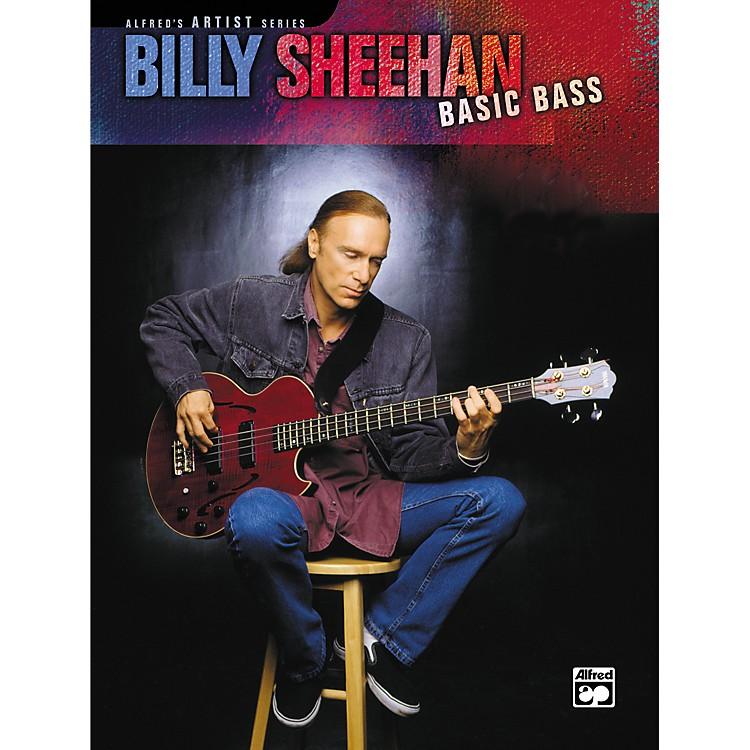 AlfredBilly Sheehan: Basic Bass Book