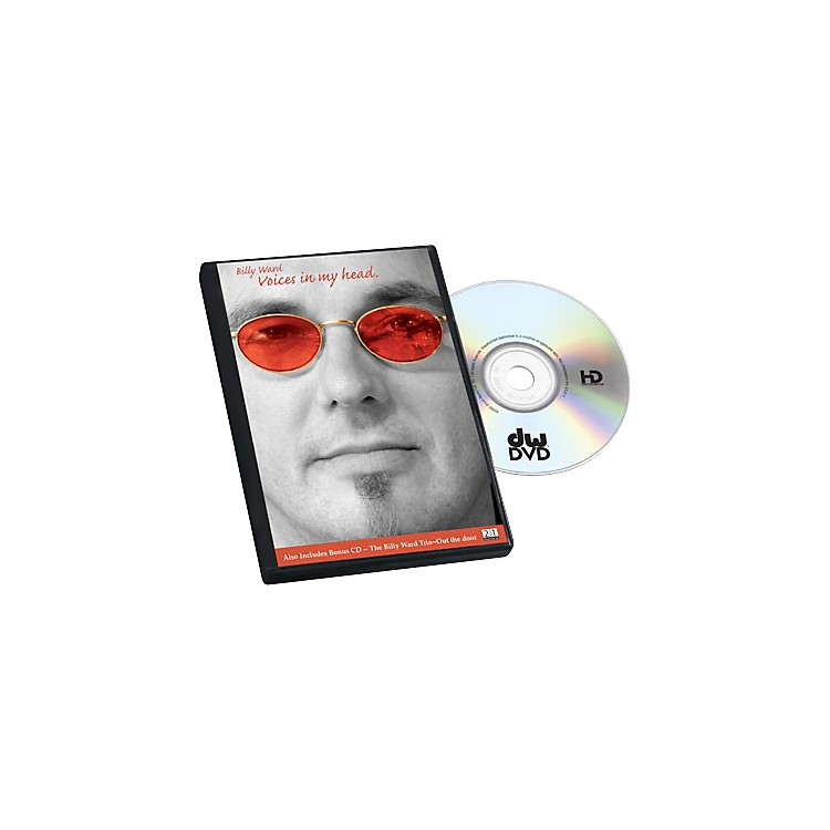 The Drum ChannelBilly Ward - Voices In My Head DVD/CD