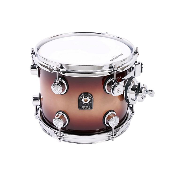 Natal DrumsBirch Series Tom TomTobacco Fade10x8