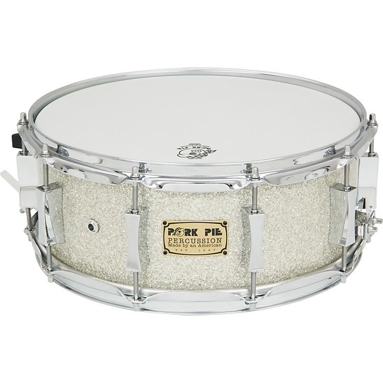 Pork PieBirch Snare Drumsilver glass14x6