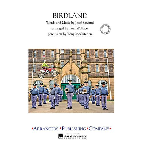 Arrangers Birdland Marching Band Level 3 Arranged by Tom Wallace-thumbnail