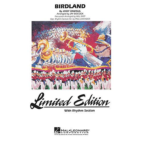 Hal Leonard Birdland Marching Band Level 4 Arranged by Jay Bocook-thumbnail