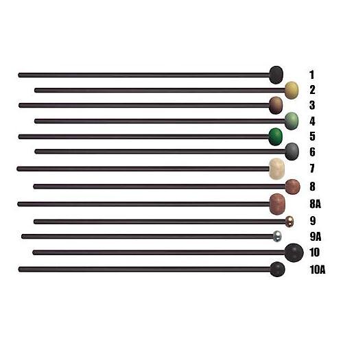 Mike Balter Black Birch Keyboard Mallets-thumbnail