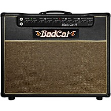 Bad Cat Black Cat 15w 1x12 Guitar Combo Amp
