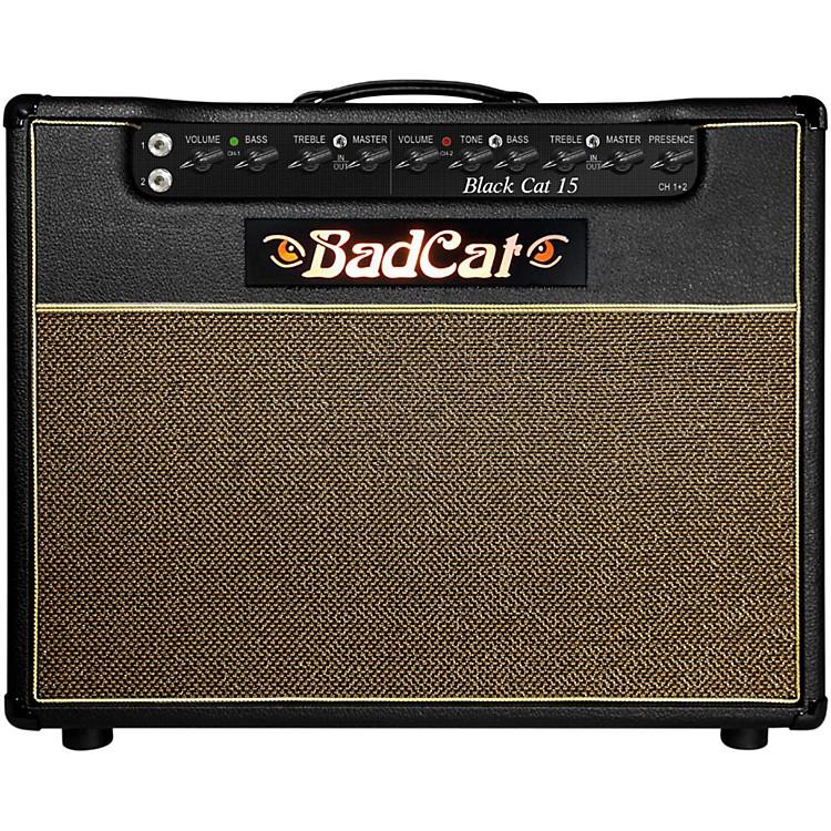 Bad CatBlack Cat 15w 1x12 Guitar Combo Amp