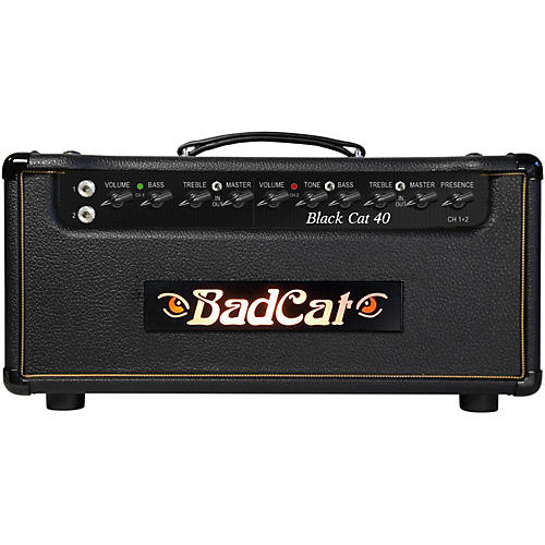 Bad Cat Black Cat 40W Guitar Head