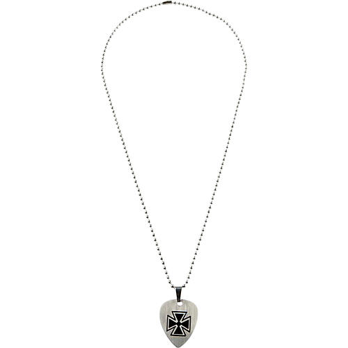 Clayton Black Cross Guitar Pick Neckalce