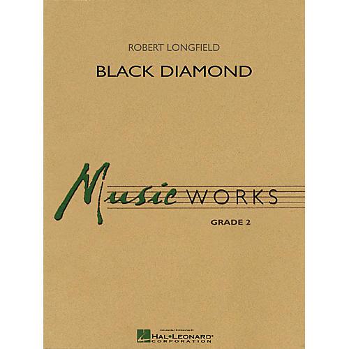 Hal Leonard Black Diamond Concert Band Level 2 Composed by Robert Longfield