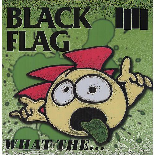 Alliance Black Flag - What The...