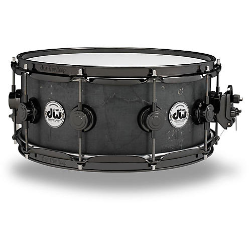 PDP by DW Black Iron Snare-thumbnail