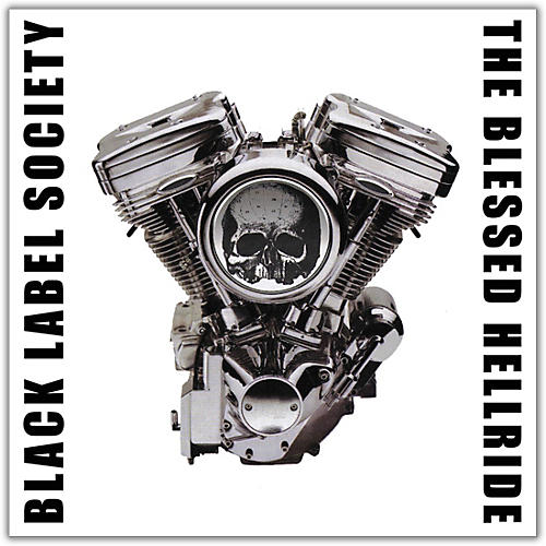 Universal Music Group Black Label Society - The Blessed Hellride [LP]-thumbnail