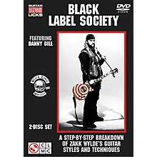 Cherry Lane Black Label Society: Legendary Licks Guitar DVDs