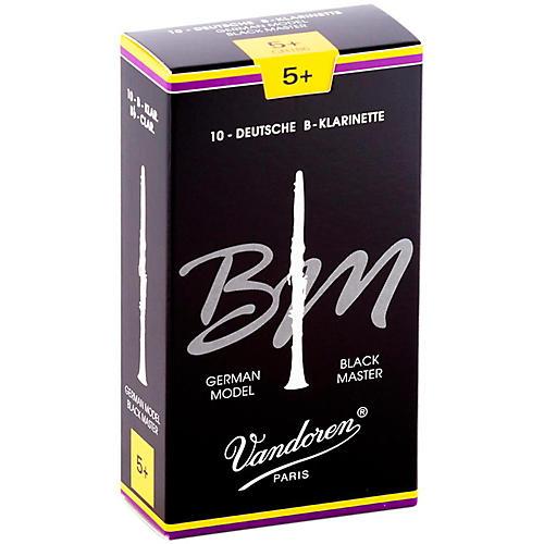 Vandoren Black Master Bb Clarinet Reeds-thumbnail
