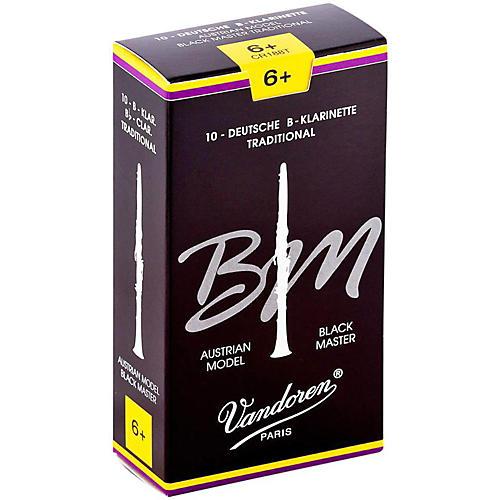 Vandoren Black Master Traditional Bb Clarinet Reeds-thumbnail