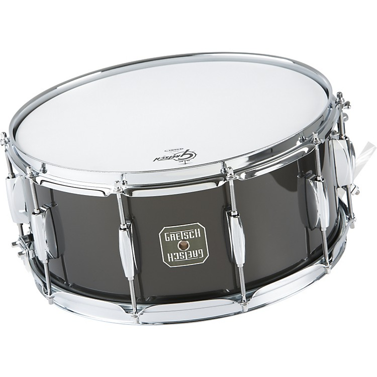 Gretsch Drums Black Mirror Snare Drum