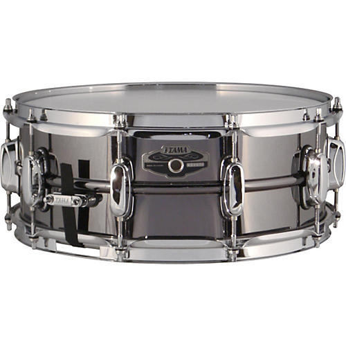 Tama Black Nickel Steel Snare-thumbnail