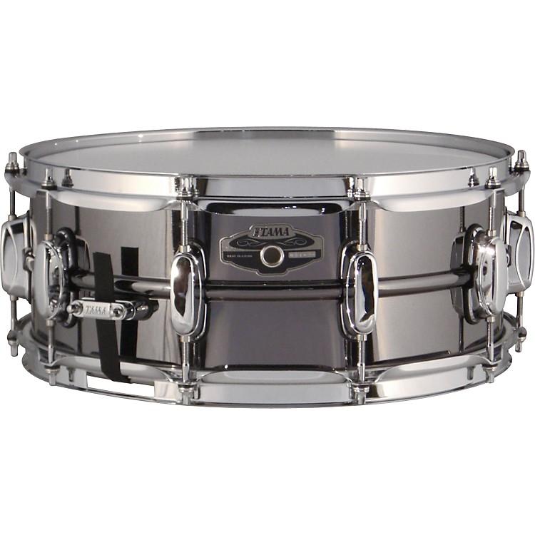 Tama black nickel steel snare musician s friend
