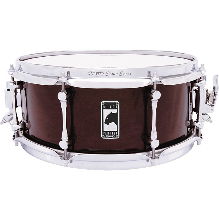 Mapex Black Panther Cherry Bomb Snare Drum 13X5.5