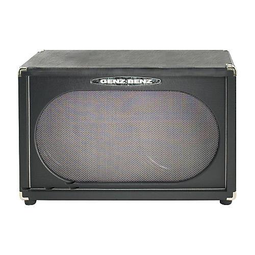 Genz Benz Black Pearl 2X12 Cabinet-thumbnail