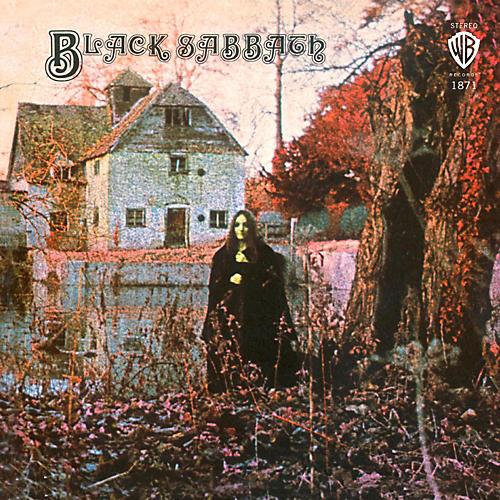 WEA Black Sabbath - Deluxe Edition 2CD-thumbnail