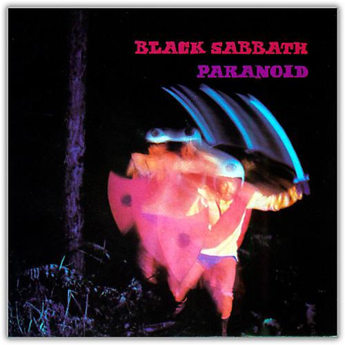 WEA Black Sabbath - Paranoid Vinyl LP