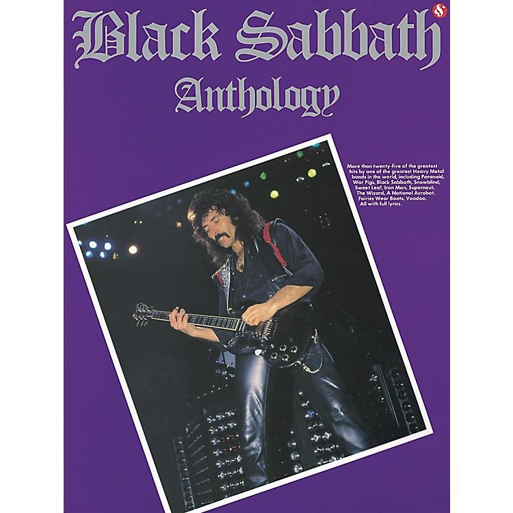 Music SalesBlack Sabbath Anthology Guitar Tab (Book)