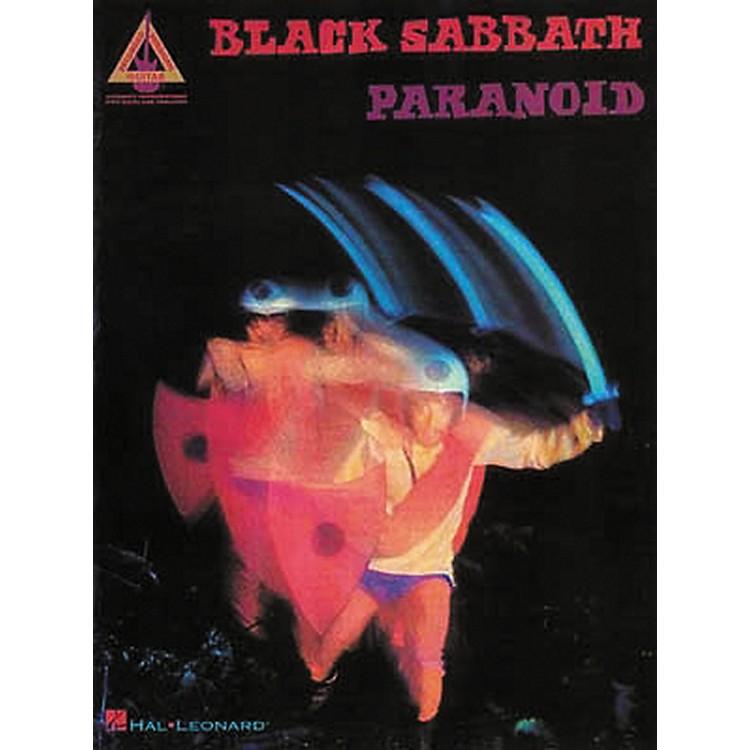 Hal LeonardBlack Sabbath Paranoid Guitar Tab Songbook