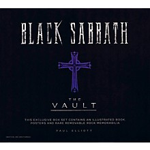Hal Leonard Black Sabbath: The Vault