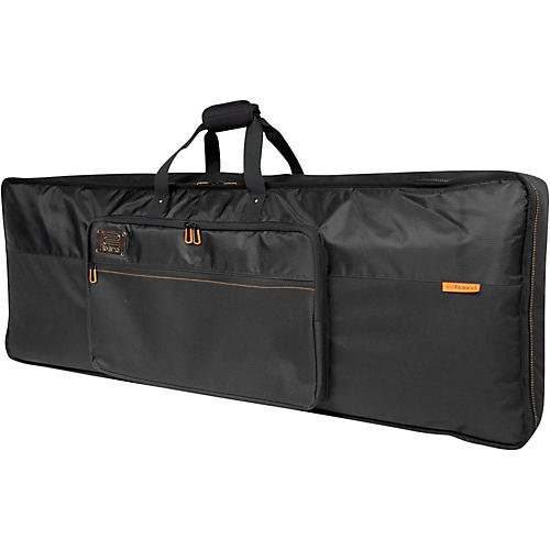 Roland Black Series Keyboard Bag with Backpack Straps-thumbnail