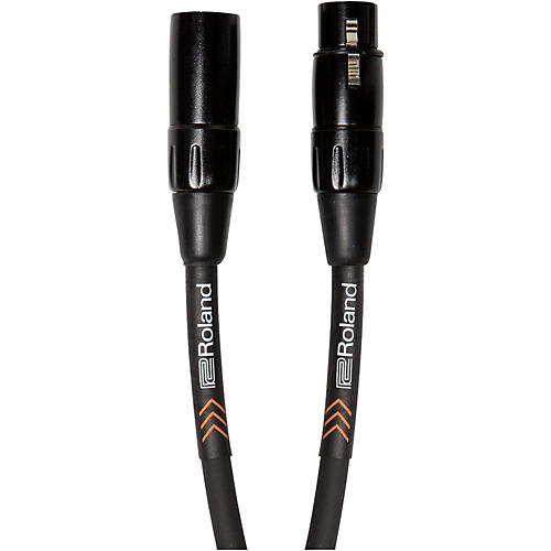 Roland Black Series XLR Microphone Cable-thumbnail
