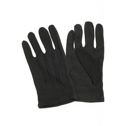 Director's Showcase Black Sure Grip Gloves