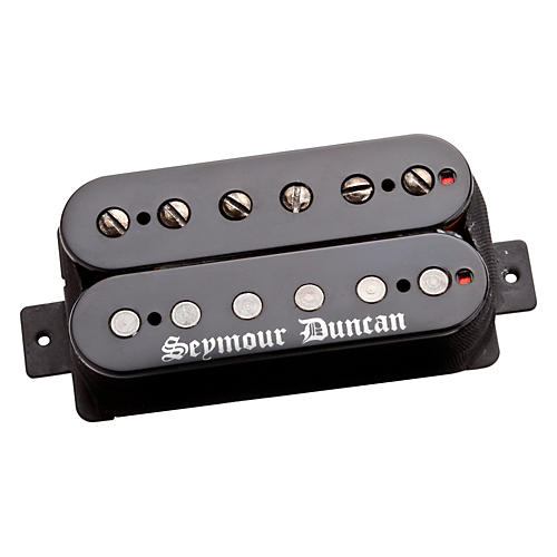 Seymour Duncan Black Winter Humbucker Electric Guitar Pickup Black Neck